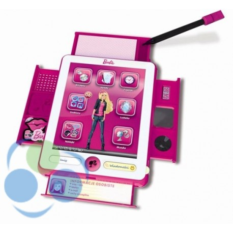 BARBIE-PAD I-PAD INTERAKTYWNY ORGANIZER OD BARBIE
